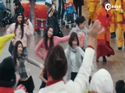 全球华人最棒贺岁视频!渥太华欢乐春节快闪!