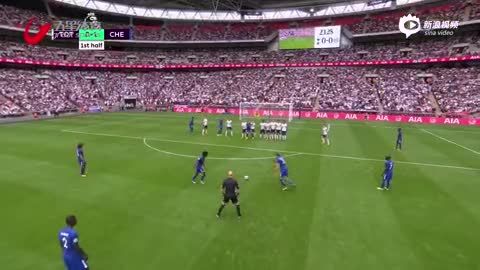 阿隆索梅开二度 切尔西客场2-1力擒热刺|1718英超视频集锦|阿隆索|切尔西|热刺|英超_新浪视频