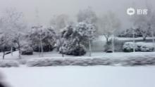 十八弯雪景!!!(来自拍客手机客户端 下载地址:http://video.sina.com.cn/app/sinapaike.html)