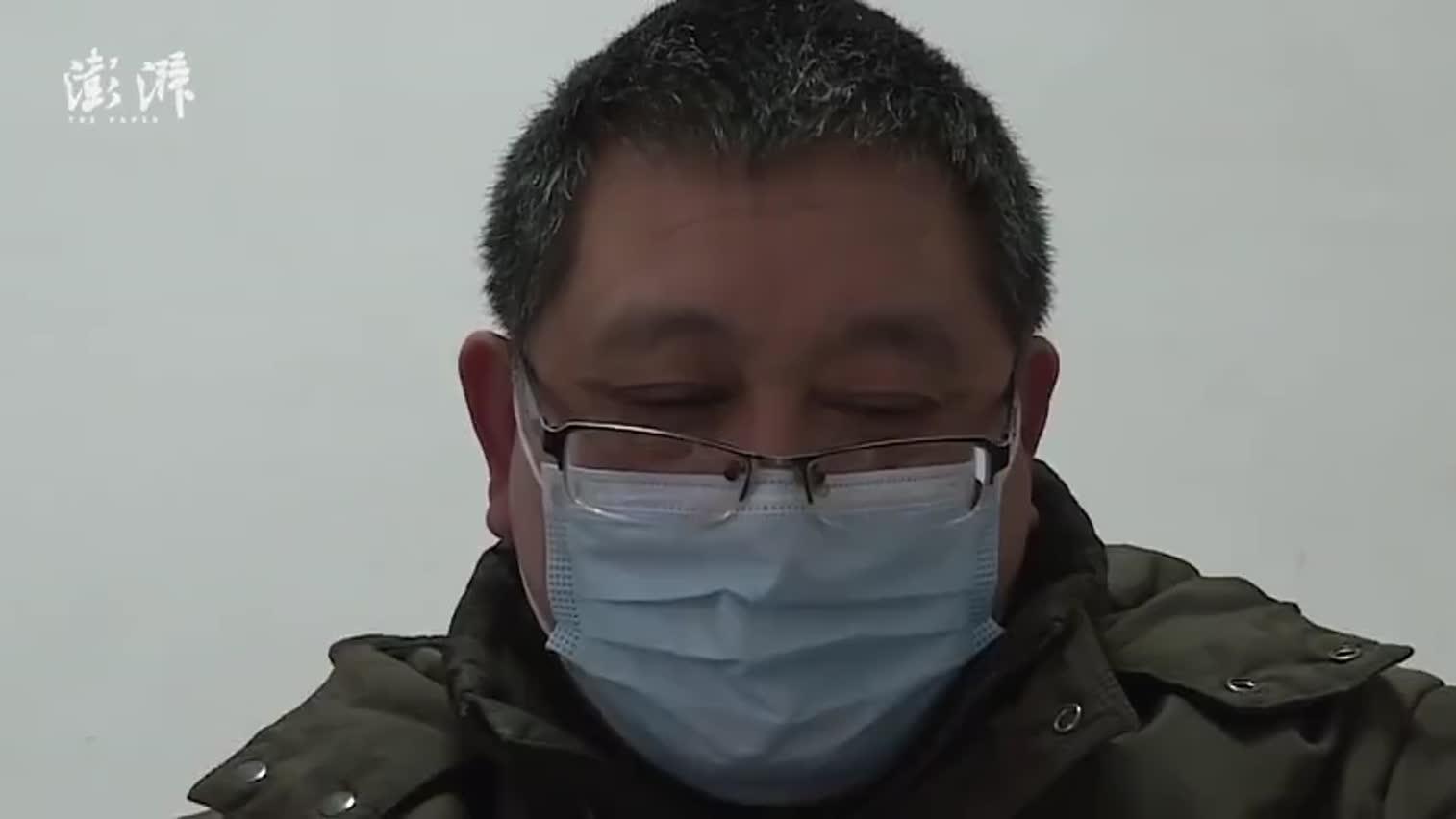 视频-湖北爸爸每天给护士女儿发红包确认平安:也让