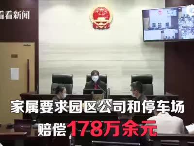 视频|外卖小哥冒雨送餐触电身亡 家属索赔178万元_上海图文_看看新闻