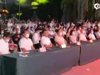 长春·南湖荷花节暨水幕灯光秀