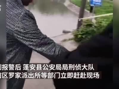 四川#警方通报两老人街头斗殴致一人死亡#:因发生口角相互殴打,66岁嫌疑...