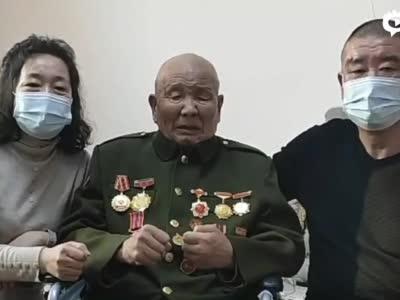 时代楷模徐振明为家乡打赢疫情歼灭战加油助力