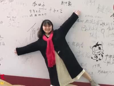 四川高校寒假留校生,一样过个暖心年