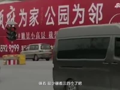 郑州管城区一路口信号灯成摆设?事故频发居民出行提心吊胆